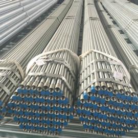 Tubo de acero galvanizado BS1387 completo en especificaciones de YOUFA