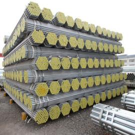 مواد البناء المعدنية جولة أنابيب الصلب المجلفن 5 بوصة من YOUFA