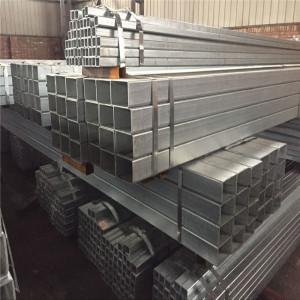 square tubing wall thickness galvanized square tubing