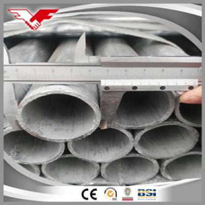 welded erw bs 1387 galvanized steel pipe from YOUFA