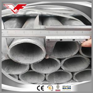 tubo de acero galvanizado soldado erw bs 1387 de YOUFA