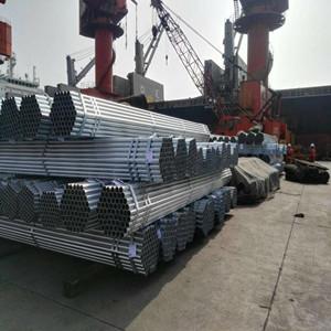 YOUFA Brand galvanized scaffolding pipe price scaffolding pipe