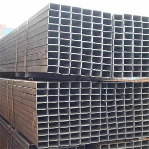 CE ISO 9001 Certificates Rectangular Tube Galvanized Square Pipe
