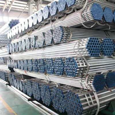 tubo redondo galvanizado de 8 pulgadas de Tianjin YOUFA fabricación