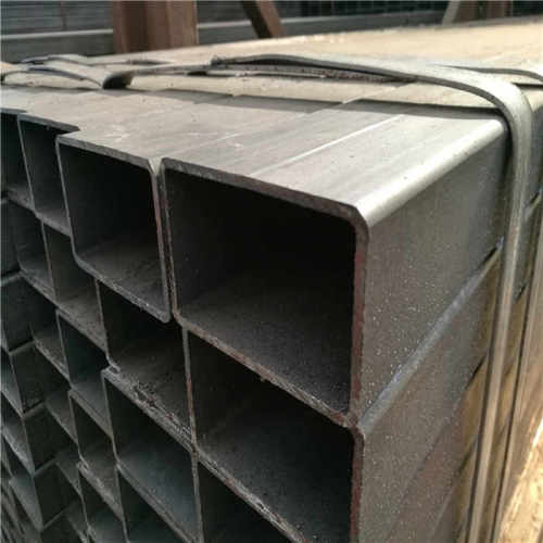 welded carbon ms square pipe with weight chart from YOUFA