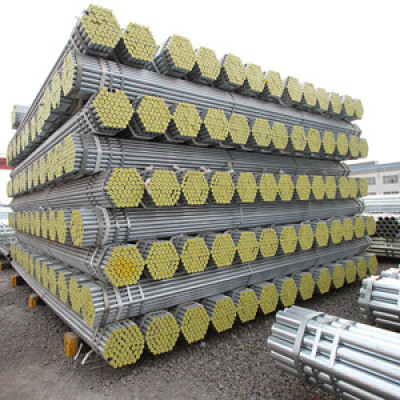 Q195 60g Zinc Coating Welded Galvanized Steel Pipe from YOUFA