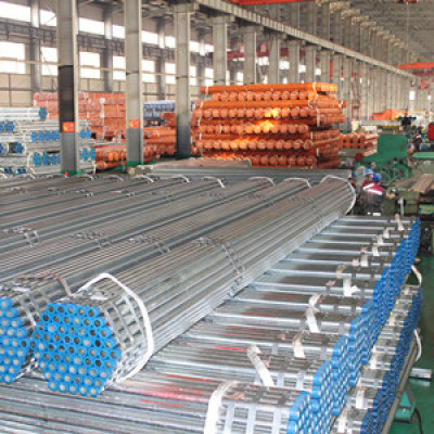 1.5 inch pre galvanized steel pipe from YOUFA