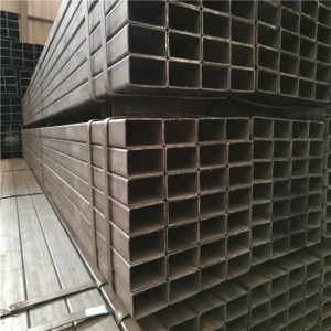 150x150 mild structural steel square pipe from YOUFA