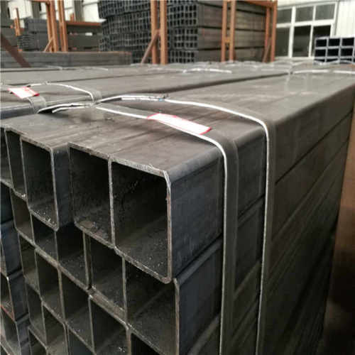 YOUFA factory  Direct Sale Black Ms Welded Square Steel Pipe