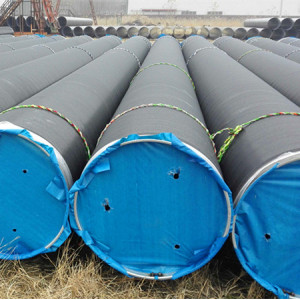 API 5L standard Spiral/SSAW/SAW welded steel pipes from YOUFA