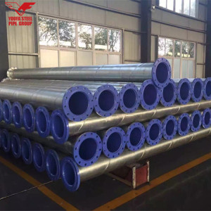 ASTM A53 grade B Q235 steel tube, API 5L SSAW steel pipe from YOUFA