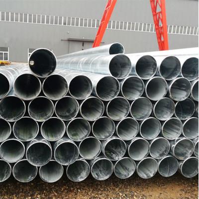 Q235 tubería de acero en espiral de carbono 219 mm-1620 mm de YOUFA