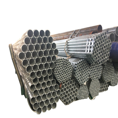 Youfa brand Q195 Q235 Q345 ERW welded carbon steel round pipe