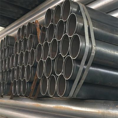Tianjin YOUFA manufacture price of 48 inch black erw steel pipe