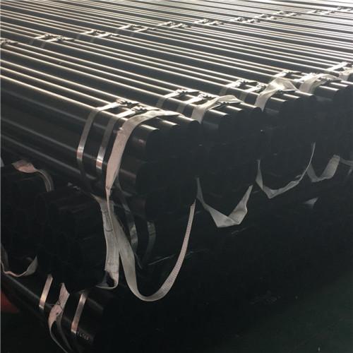 Youfa brand metal tube ERW Q345 black round steel welded pipe