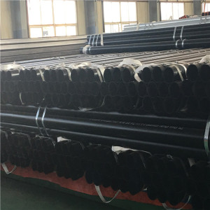 YOUFA steel pipe  bs 1387 mild round hollow section Carbon Welded steel pipe