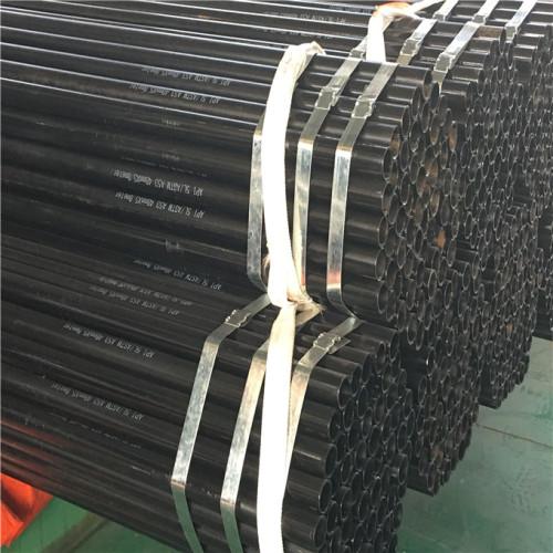 YOUFA  manufacture 8 inch  ERW carbon steel pipe price per ton