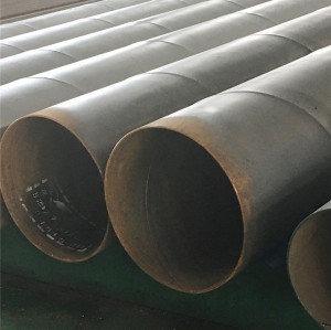 YOUFA manufacture 2 inch round  black iron pipe tube for building and construction