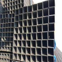 Hot Rolled Black Carbon Square Rectangular Steel Tube FROM YOUFA