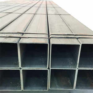 Q195-Q345 Carbon Steel  MS Square Rectangular Hollow Section