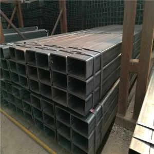 YOUFAは200x200の正方形の鋼管の価格msの正方形の管の価格を製造します