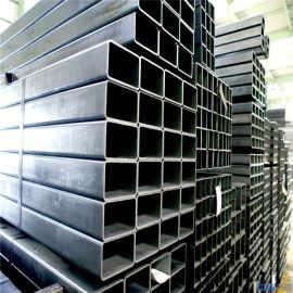 YOUFA fabrica tubos cuadrados de carbono de 80x80 de acero de buena calidad