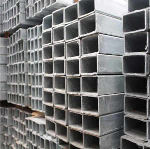 Prime Export Quality SS400 Q195 Welded Square/Rectangular Steel Pipe