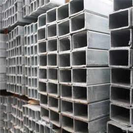 YOUFA تصنع براميل ذات جودة عالية SS400 Q195 ملحومة مربعة / مستطيلة من الصلب