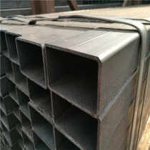 YOUFA manufacture SS400 Q195 Welded Square/Rectangular Steel Pipe