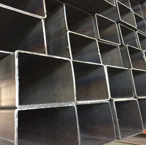 ASTM A500 Hollow Section Mill Square and Rectangular Steel Pipe