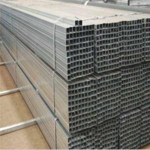 YOUFA تصنيع 2x2 الصلب قسم سعر أنابيب مربع سمك الجدار