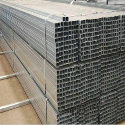 YOUFA fabrica 2x2 sección de acero tubo cuadrado precio espesor de pared