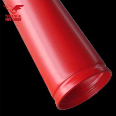 YOUFA الأنابيب رش الأنابيب ASTM A795 Sch10 Sch40 للحماية من الحرائق