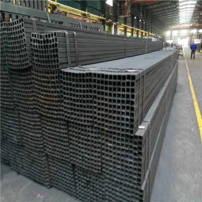Tabla de peso de tubo cuadrado ms de fabricación de acero YOUFA de chaina