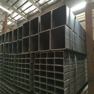 Hollow Section ASTM A500 MS Carbon Square Tube