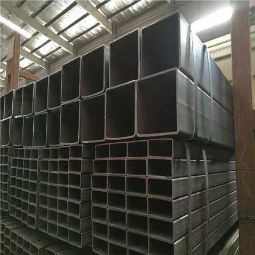 precio de tubo cuadrado de acero al carbono por kg de Tianjin YOUFA