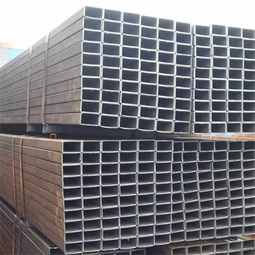 YOUFA fabrica tubos de acero cuadrados soldados de acero de sección hueca ms