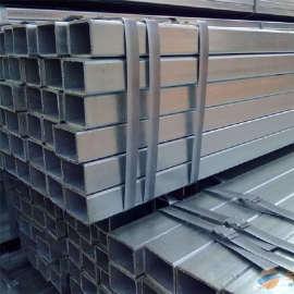 YOUFA تصنيع Q195 معتدل الكربون مربع أنابيب الصلب المجلفن