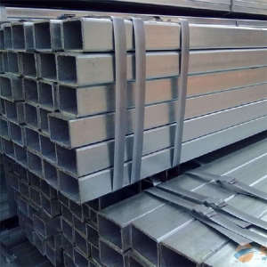 YOUFA manufacture Q195 Mild Carbon Square Galvanized Steel Pipe