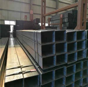 welded steel squarepipes ms square pipe price from YOUFA