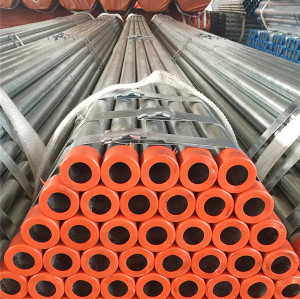 hs code hot dip galvanized carbon welded steel pipes from YOUFA