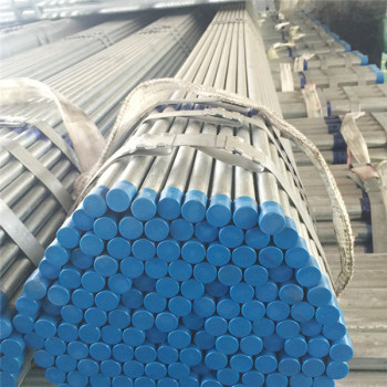 YOUFA BS 1387 hot dip galvanized round steel pipe threaded ends