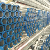 gi conduit pipe schedule 40 galvanized steel pipe for greenhouse
