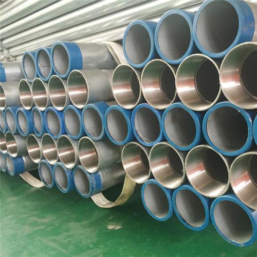 programar 40 precio de tubo redondo de hierro galvanizado de la fábrica de Youfa