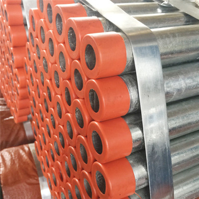 Youfa hot dipped galvanized tube BS1387 standard threaded pipe