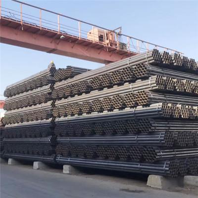 YOUFA construction pipe black erw steel pipe welded steel pipe