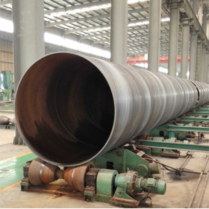 Spiral welded steel pipe/SSAW   YOUFA