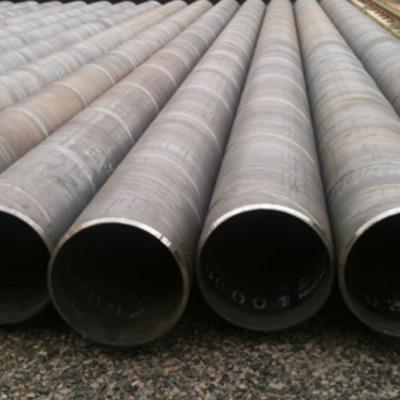 Tianjin Youfa Q345B welded steel pipe larger diameter spiral pipe