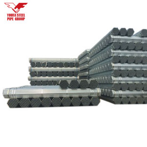 China YOUFA manufacturers ASTM A106 A105 a53 galvanized steel pipe