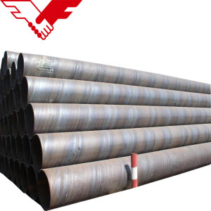 Tianjin YOUFA Brand API 5L standard X52 SAW Spiral welded steel pipes